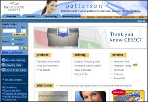 Patterson Dental Dental Supplies